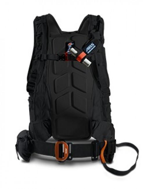 ABS Vario Base Unit Small, backpack, carbon