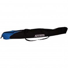 Accezzi Aspen ski bag, 170cm, black/blue