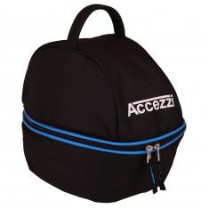 Accezzi Livigno, helmet bag, black
