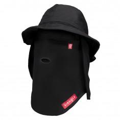 Airhole Bucket Hat, black