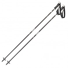 Atomic AMT SQS, ski poles, black/white