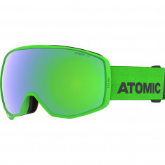 Atomic Count Stereo, goggles, green