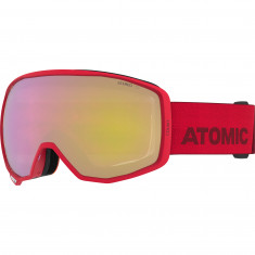 Atomic Count Stereo, goggles, red