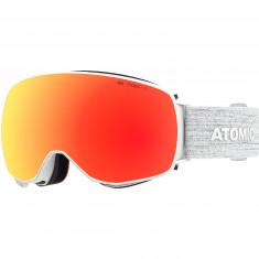 Atomic Revent Q Stereo, goggles, white