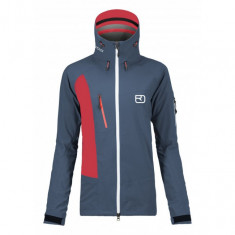 Ortovox Merino Hardshell 3L Alagna Jacket W, blue