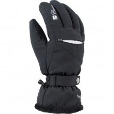 Cairn Abyss W C-Tex, gloves, women, black