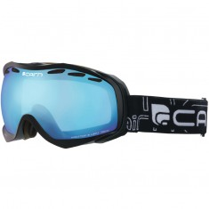 Cairn Alpha, goggles, Mat Black Blue