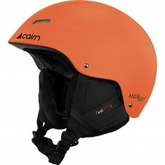 Cairn Android, junior ski helmet, mat orange