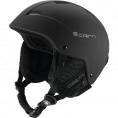 Cairn Android, ski helmet, mat mlack