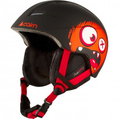 Cairn Andromed, ski helmet, junior, black monster
