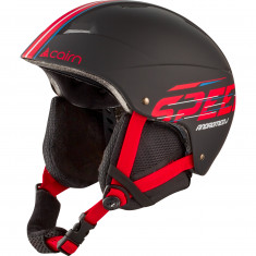 Cairn Andromed, ski helmet, junior, black red speed