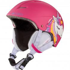 Cairn Andromed, ski helmet, junior, fuchsia unicorn