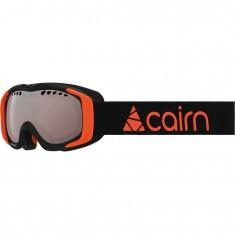 Cairn Booster, goggles, mat black neon orange