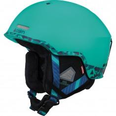 Cairn Centaure Rescue, ski helmet, green camo