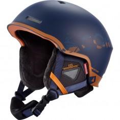 Cairn Centaure Rescue, ski helmet, midnight cognac