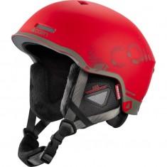Cairn Centaure Rescue, ski helmet, red