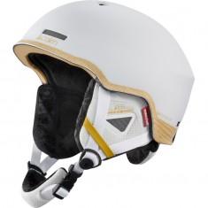 Cairn Centaure Rescue, ski helmet, white wood
