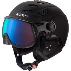 Cairn Cosmos Evolight, ski helmet with visor, mat black