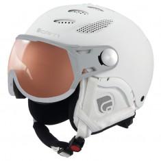 Cairn Cosmos Photochromic, ski helmet with Visor, white