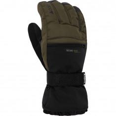 Cairn Dana 2 M C-TEX Gloves, Black/Green