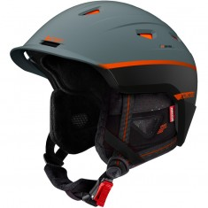 Cairn Xplorer Rescue, ski helmet, verdigris orange