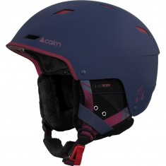 Cairn Equalizer, ski helmet, Mat burgundy