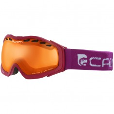 Cairn Freeride, goggles, Cranberry