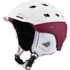 Cairn I-Brid Rescue, ski helmet, White Cranberry