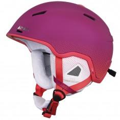 Cairn Infiniti, ski helmet, Mat cranberry