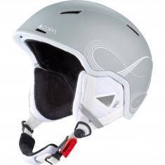 Cairn Infiniti, ski helmet, mat silver