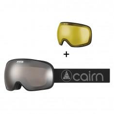 Cairn Magnetik, goggles, mat black
