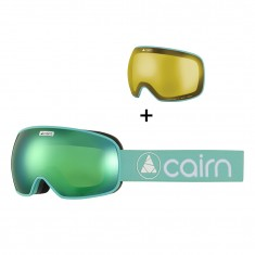 Cairn Magnetik, goggles, mint green