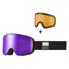 Cairn Magnitude, goggles, mat purple