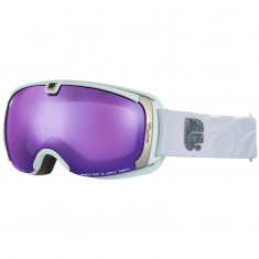Cairn Pearl, goggles, Mat White Purple