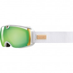 Cairn Pearl, goggles, mat white