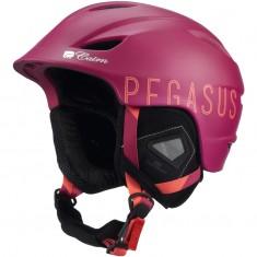 Cairn Pegasus, ski helmet, Mat Cranberry