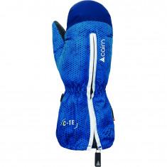 Cairn Pixie C-Tex, ski mittens, kids, blue