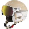 Cairn Shuffle S-Visor Evolight NXT, ski helmet with Visor, black