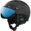 Cairn Spectral Visor Magnet 2 IUM, ski helmet with visor, shadow scarlet