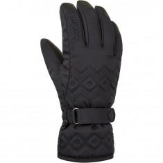 Cairn Ecrins C-Tex, ski gloves, women, Black