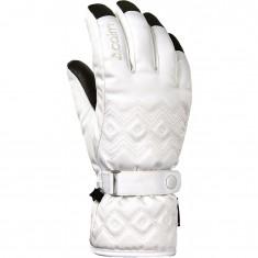 Cairn Ecrins C-Tex, ski gloves, women, white