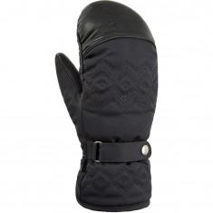 Cairn Ecrins C-Tex, ski mittens, women, black