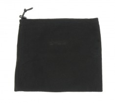 Cold Fleece neck warmer, black