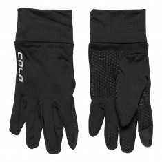 Cold I-Touch Fleece, Glove, Black
