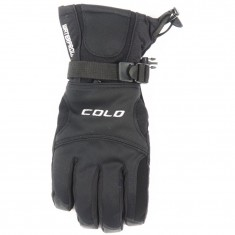 Cold Ischgl, ski gloves, junior, black