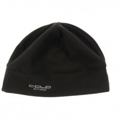 Cold Windblok fleece hat, black