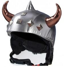 CrazeeHeads helmet cover, The Viking
