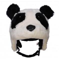 CrazeeHeads helmet cover, ZeeZee the Panda