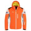 Deluni Challenger 3, ski jacket, men, black/grey
