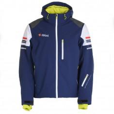 Deluni ski jacket, men, blue